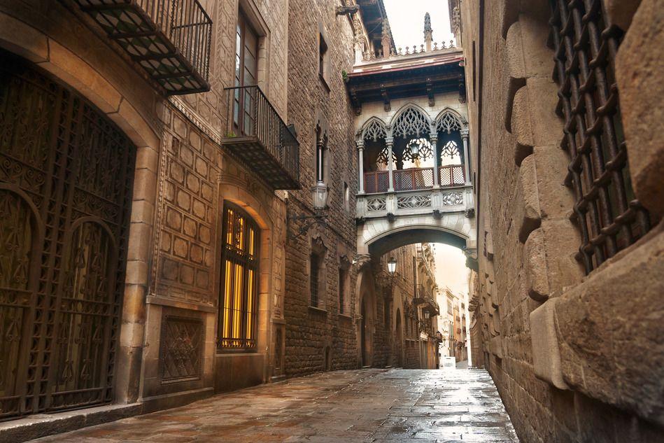 Ciutat Vella Barcelona, el distrito y sus barrios: