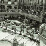 La Vía Sepulcral Romana y la Plaza De la Vila de Madrid