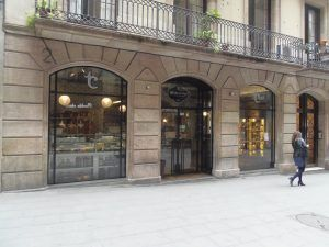 Exterior Teresas Calle Argentaria