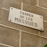El carrer de les mosques, la calle más estrecha de Barcelona: