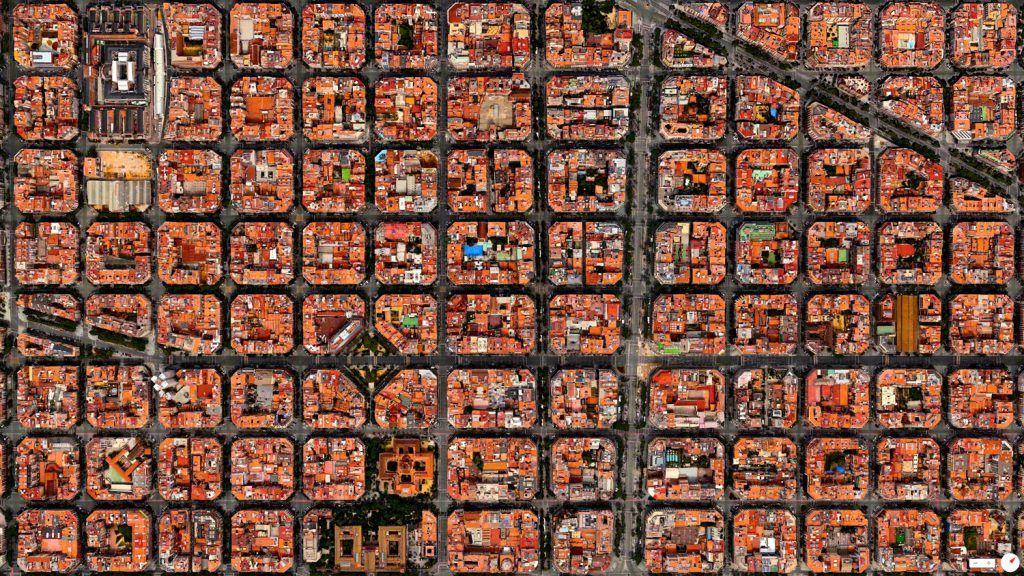 L'Eixample o Ensanche, conoce el distrito y sus barrios:
