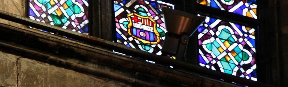 La iglesia del barsa: Santa María del Mar