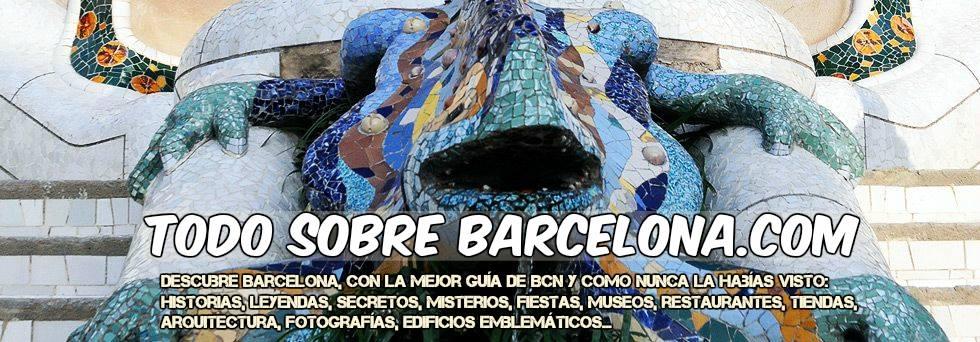 Síguenos en Facebook: Todo Sobre Barcelona