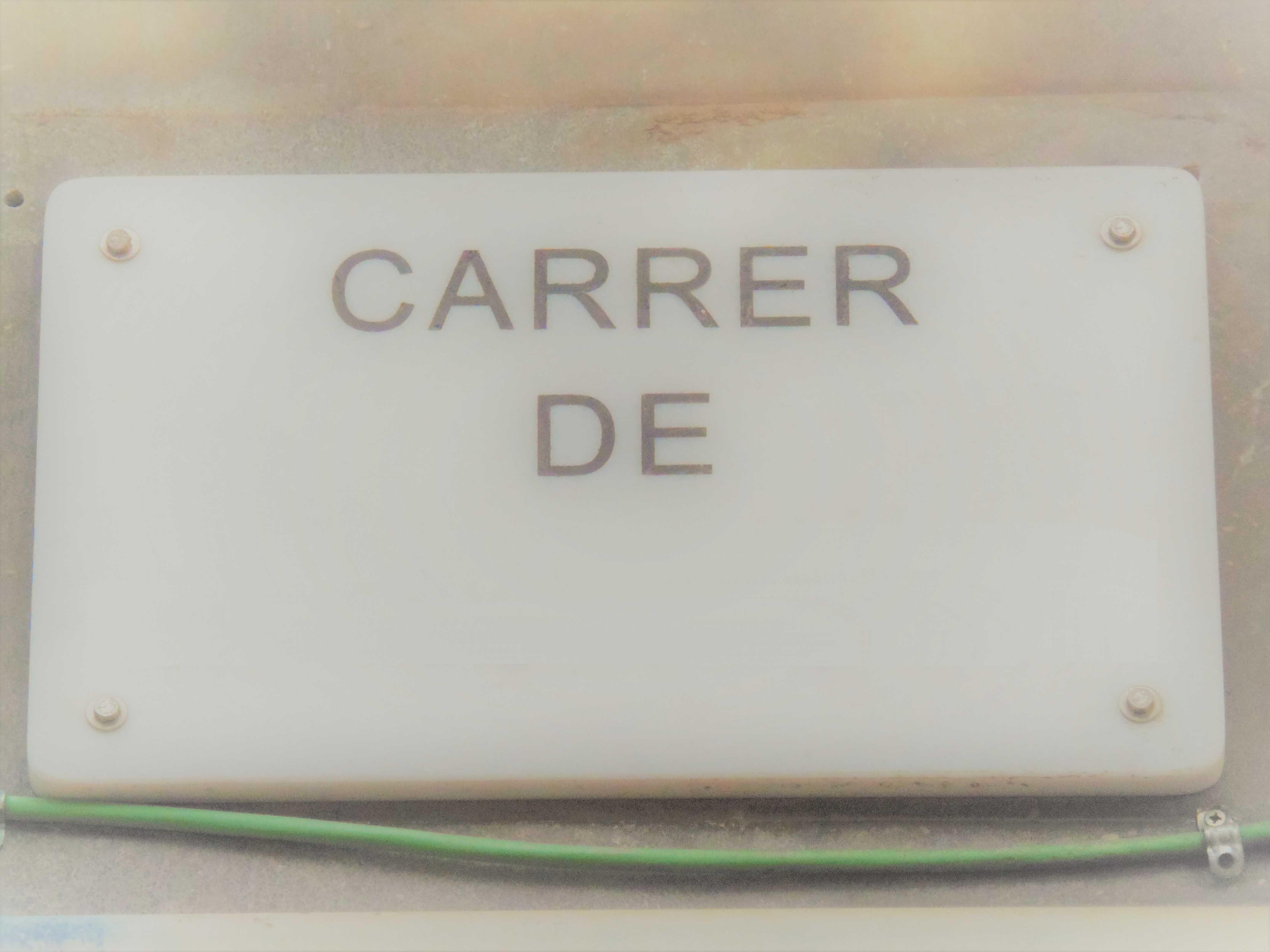 Nomenclator, conoce el significado de las calles de Barcelona: