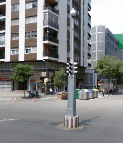 13 Curiosidades sobre los semáforos más antiguos de Barcelona: