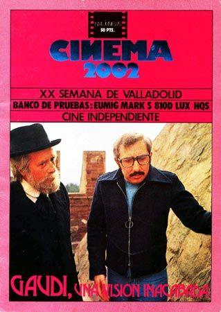 La película inédita que narra las últimas 48 horas de Antoni Gaudí: una visión inacabada