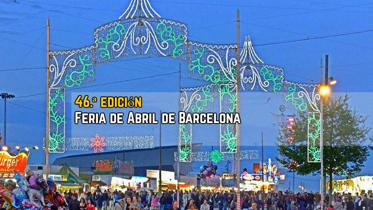 La feria de Abril de Cataluña 2017
