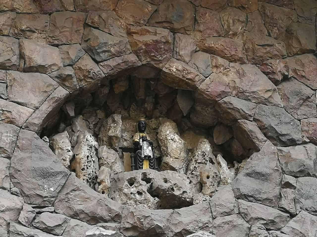 La finca de la virgen de Montserrat